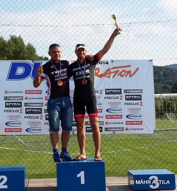 2014-Duna maraton dobogó
