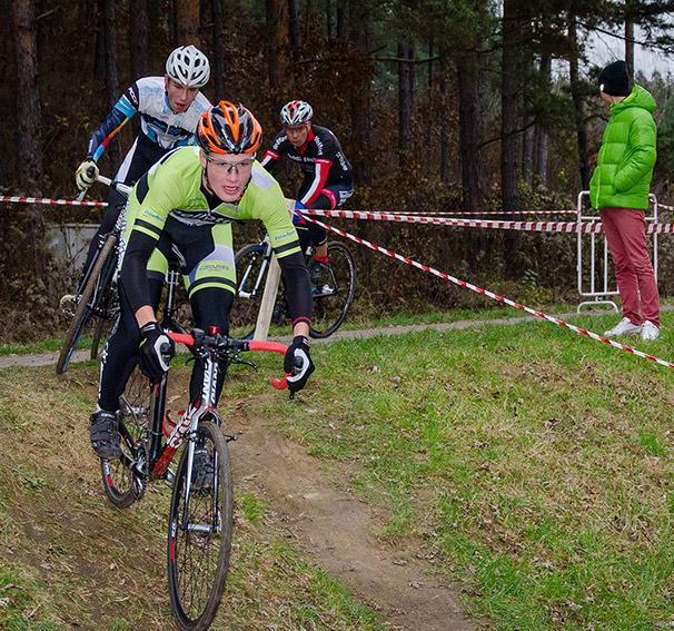 2014 CycloCross, Salgótarján, Márk, Dani és Kefe