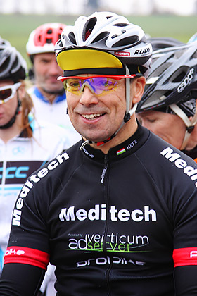 Veszprém SuperCross 2015 - Cyclocross rajt
