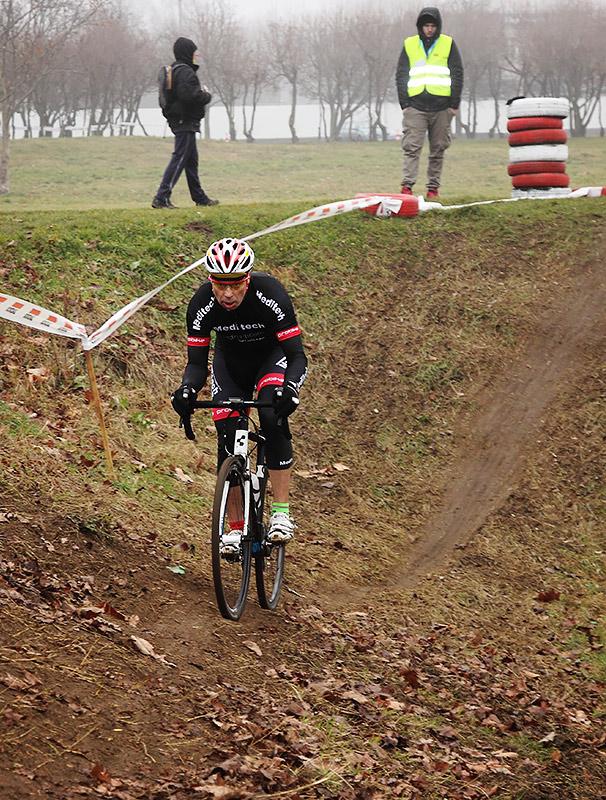 8. Bringapark Kupa, Cyclocross, Fésüs László