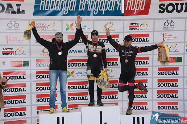 8. Bringapark Kupa, Cyclocross, eredményhirdetés