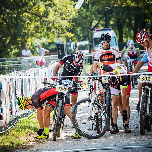 2016 Elimina Tour Kanizsa Nagydíj XCO - Start