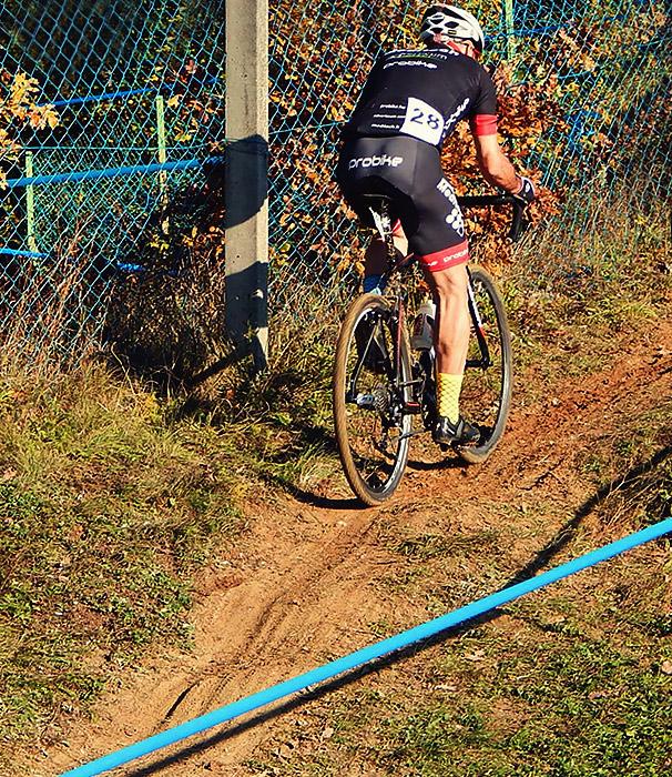 Villapark Vértes Cyclocross - Fésüs Laci