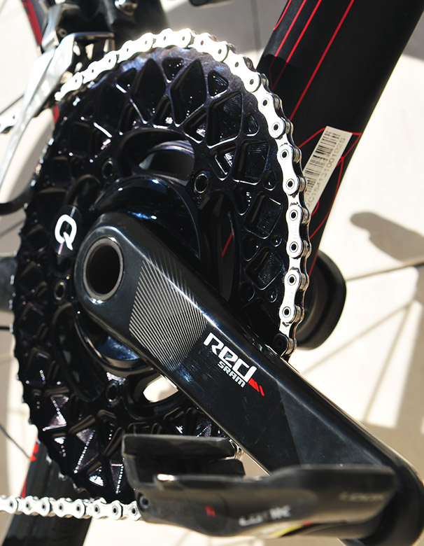SRAM RED DZero Power Meter, Fésüs László