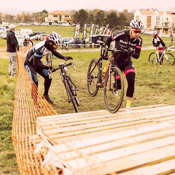 Veszprém CycloCross 2017 - Fésüs László