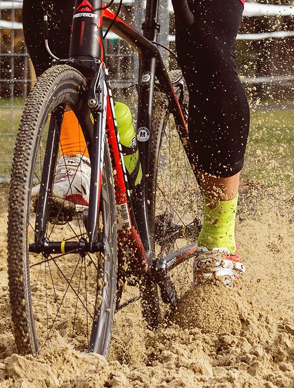 Veszprém CycloCross 2017 - homokágy