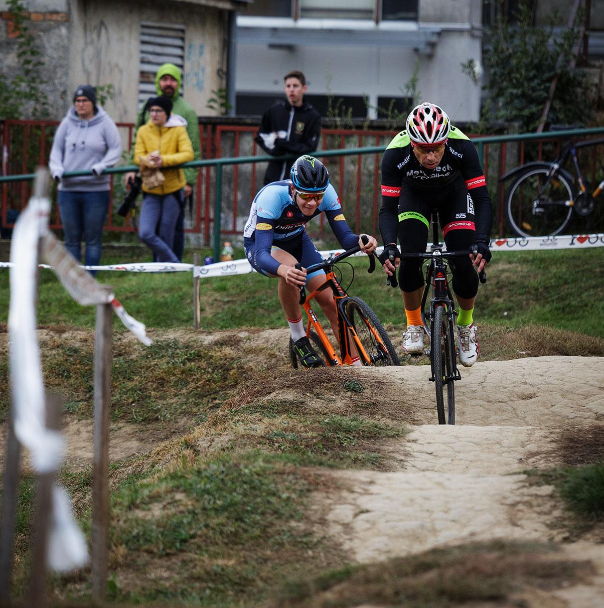 Szekszárd Cyclocross Magyar Kupa, Fésüs László, pumpapálya