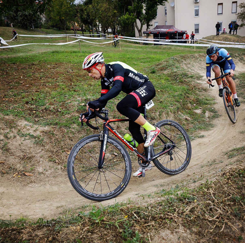 Szekszárd Cyclocross Magyar Kupa, Fésüs László, mandíner