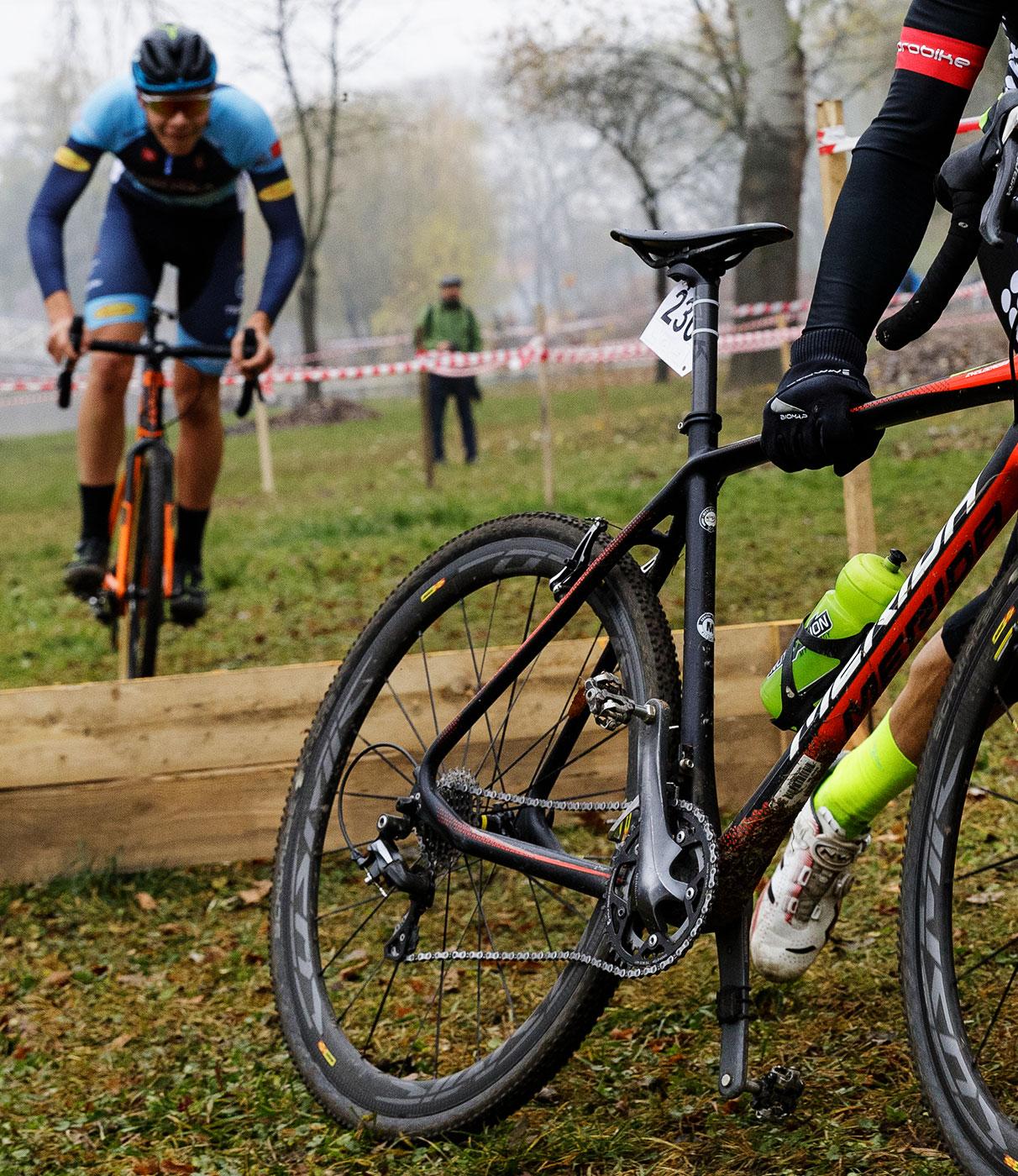 KolorCross Cyclocross Magyar Kupa, Kazincbarcika, WolfTooth fogaskerék