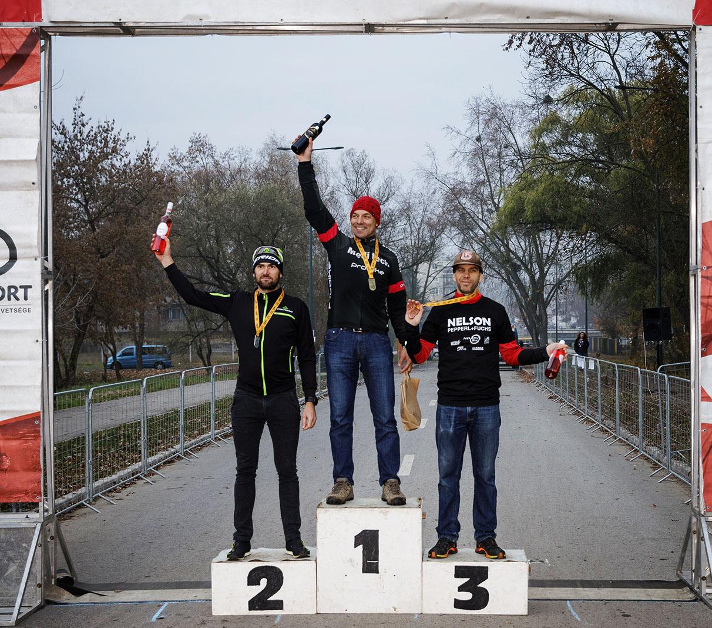 KolorCross Cyclocross Magyar Kupa, Kazincbarcika, M2 dobogó