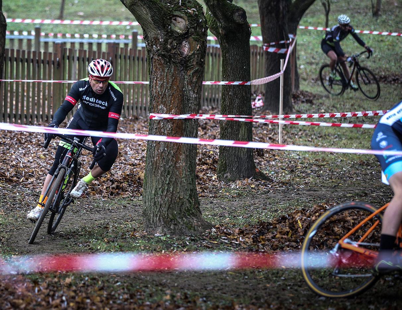 KolorCross Cyclocross Magyar Kupa, Kazincbarcika, Master2 futam