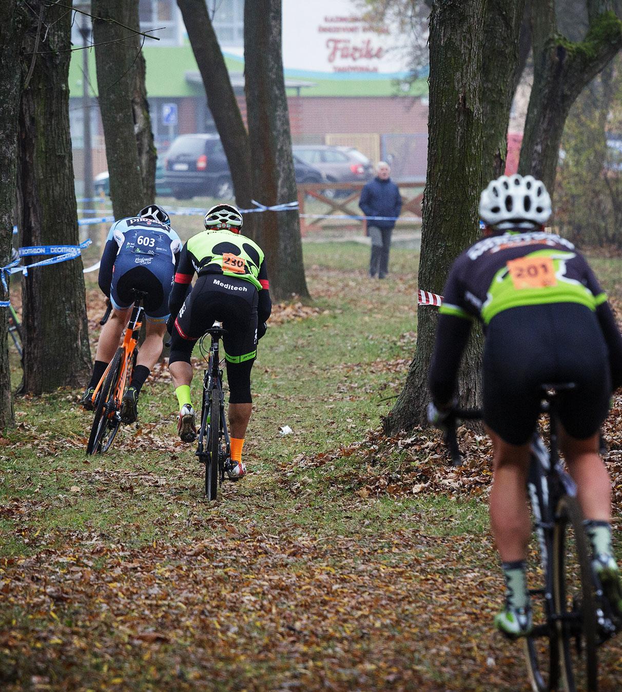 KolorCross Cyclocross Magyar Kupa, Kazincbarcika, második rajt