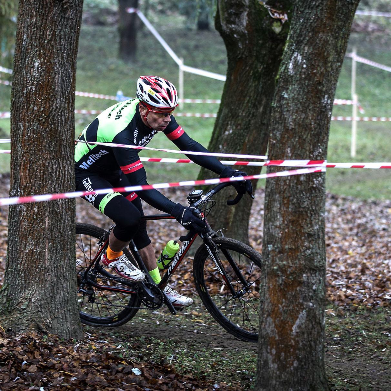 KolorCross Cyclocross Magyar Kupa, Kazincbarcika, kanyartechnika