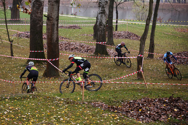 KolorCross Cyclocross Magyar Kupa, Kazincbarcika, egy kupacban
